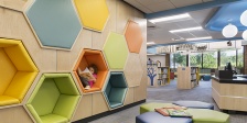 Cranston Public Library - Children's Room Renovation
