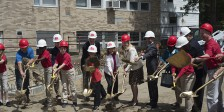 Community Preparatory School Breaks Ground