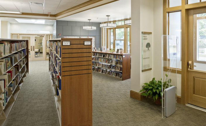 North Scituate Public Library 4258