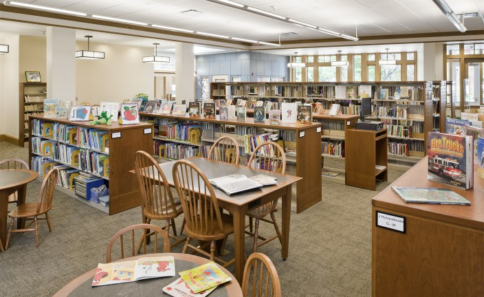 North Scituate Public Library 4280