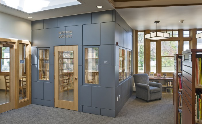 North Scituate Public Library 4294