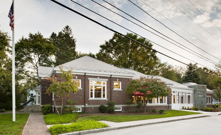 North Scituate Public Library 4455