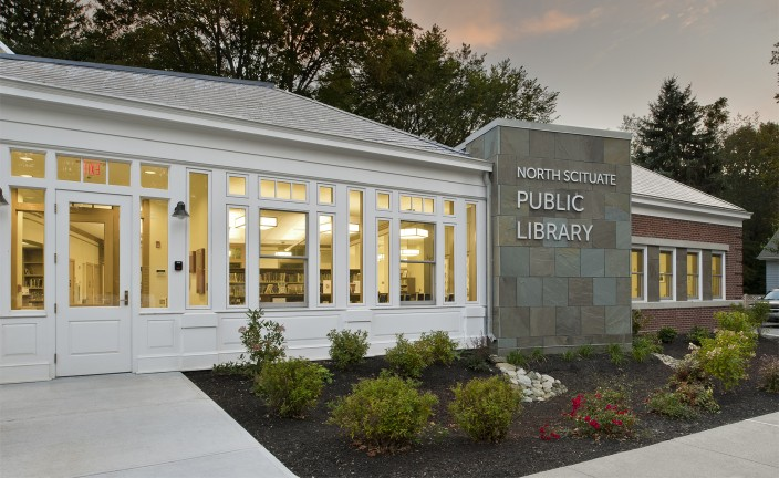 North Scituate Public Library 4502
