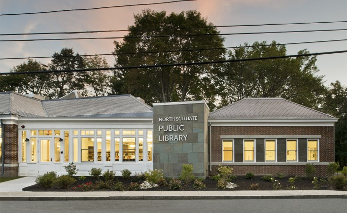 North Scituate Public Library 4511