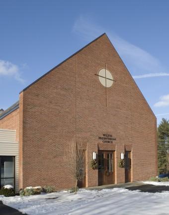 Presbyterian Exterior#1