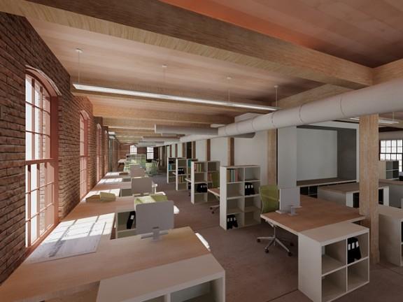 Design Exchange Interior