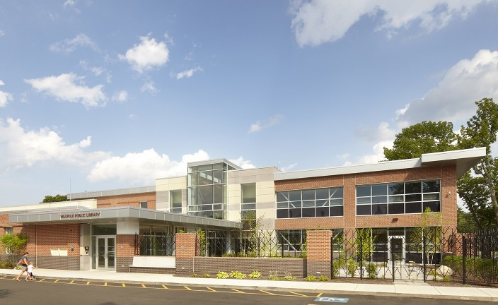 Walpole Public Library achieves LEED Gold