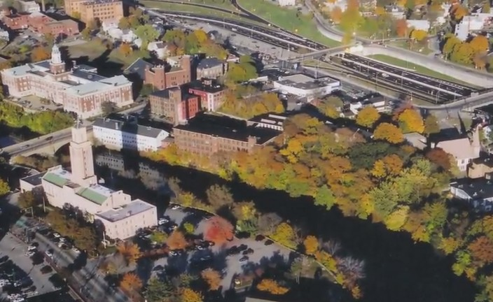 Blackstone River Corridor
