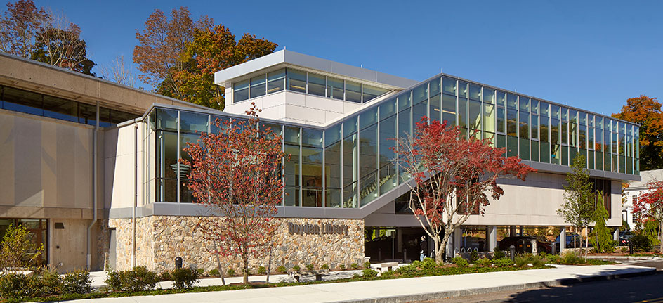 Boyden Library, Foxborough, MA