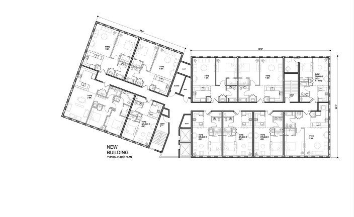 Clock Tower Residence Plan New