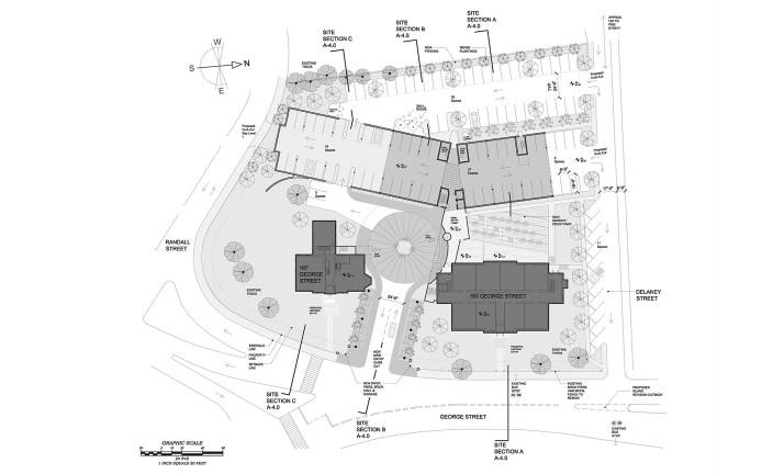 Clock Tower Residence Plan Site