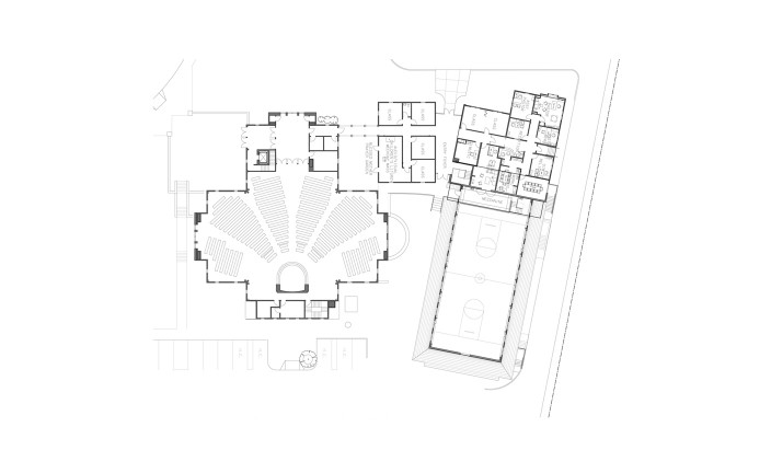 Community Life Center Plan