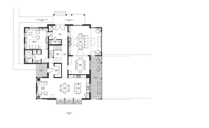 Head of School Residence - Plan 1