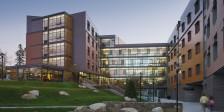 Hillside Hall at University of Rhode Island