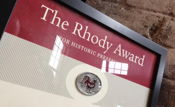Rhody Award 1