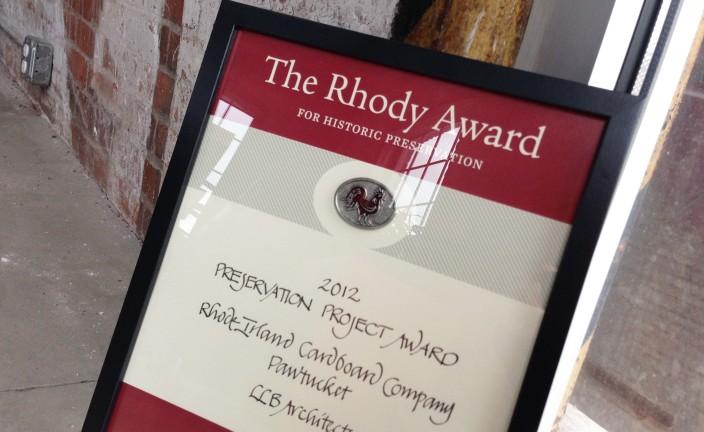 Rhody Award 2