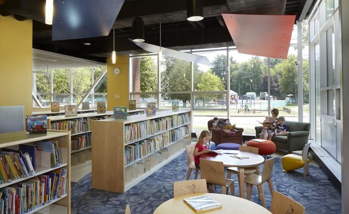 Walpole Public Library 2638