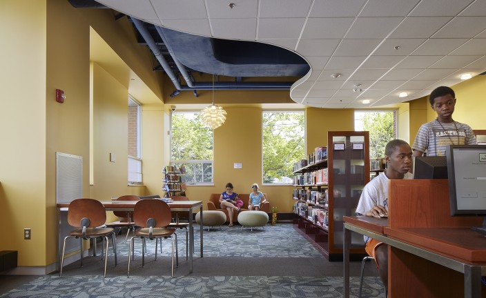 Walpole Public Library 2758