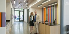 URI Gender & Sexuality Center Celebrates Opening of Historic Building