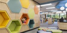 Cranston Public Library - Children's Room Renovation