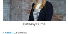 Interior Designer Bethany Burns Highlighted in IIDA NE News