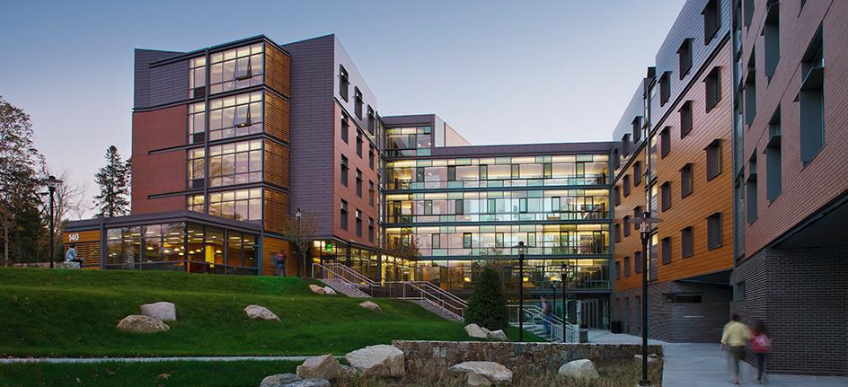 Hillside Hall, University of Rhode Island